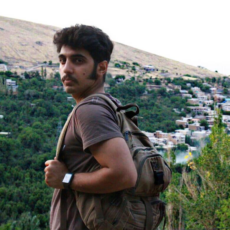 Al -Rahmatpour hitchhiking