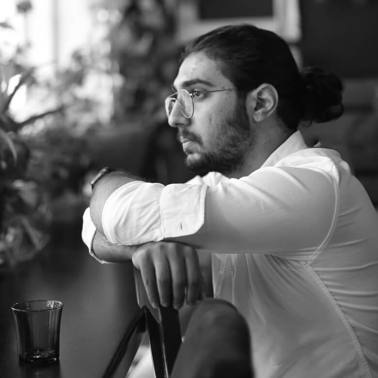 Ali Rahmatpour Attitude