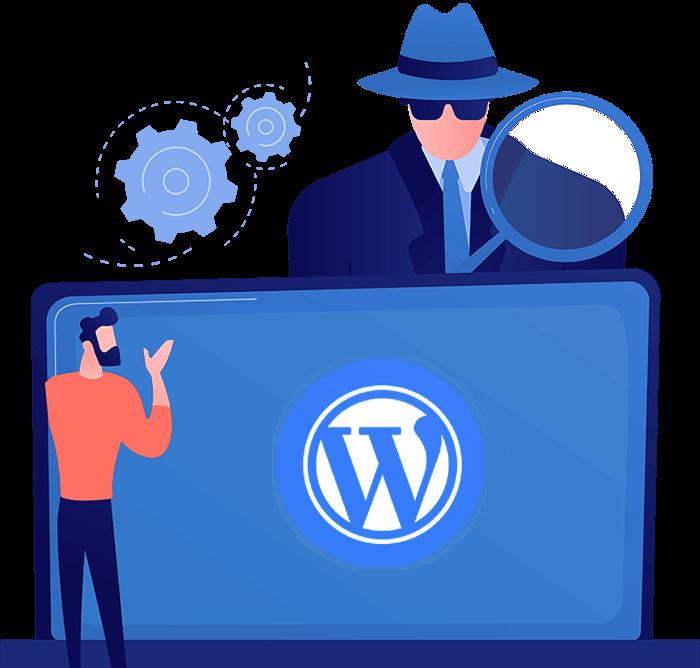 تشخیص افزونههای سایت وردپرسی