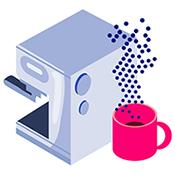 برنامه نویسی با قهوه